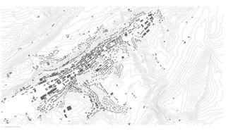 Masterplan Bâtiment multifonctionnel au Locle von