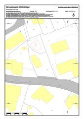 Situationsplan Parzelle 4384 Sanierung Stöckli von Dever GmbH
