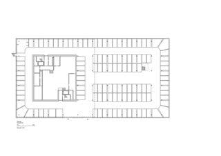 Grundriss_UG Neubau Bürogebäude mit Garage von HILDEBRAND