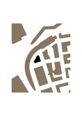 edensieben_Situation Neubau Mehrfamilienhaus edensieben, Zürich  de Philipp Wieting - Werknetz Architektur