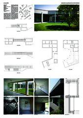 poster Umbau und Erweiterung einer Villa in Corminboeuf de GAA Girona Architectes+Associés SA