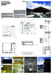 A0 Ecole primaire  von Bonnard Woeffray architectes fas sia