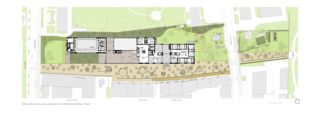 plan 0 Schulzentrum Chandieu de Architectes epfl fas<br/>