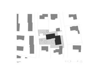 Situation Wohnen am Bodenweg de Rosenmund + Rieder Architekten BSA SIA AG