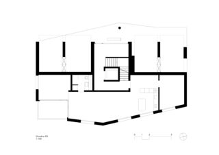 Rez-de-chaussée Wohnen am Sonnenweg de Rosenmund + Rieder Architekten BSA SIA AG
