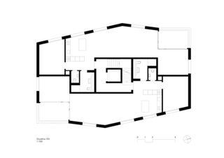 Sonnenweg_Obergeschoss Wohnen am Sonnenweg von Rosenmund + Rieder Architekten BSA SIA AG