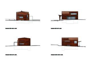 Fassaden Blickfang von Hunkeler Partner Architekten AG