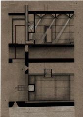 Detail I Dampfbad Frank LLoyd Wright Ambassador of Nature 02  I  Aequilibrium zwischen Mensch und Natur von Barbara Ruech