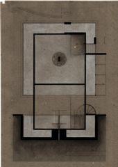 Detail I Toilette Frank LLoyd Wright Ambassador of Nature 02  I  Aequilibrium zwischen Mensch und Natur von Barbara Ruech