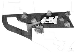 Environs CASA CURVED de Daluz Gonzalez Architekten