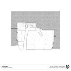 Grundriss EG Prolung von PO4 seiler + den hartog architekten GmbH
