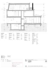 Détail Haus Forchstrasse de PO4 seiler + den hartog architekten GmbH