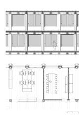 Suurstoffi 22 Detail  Bürogebäude Suurstoffi 22 von Burkard Meyer Architekten BSA