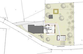 Situation Haus H de RUEDI WEBER + PARTNER ARCHITEKTEN + PLANER AG
