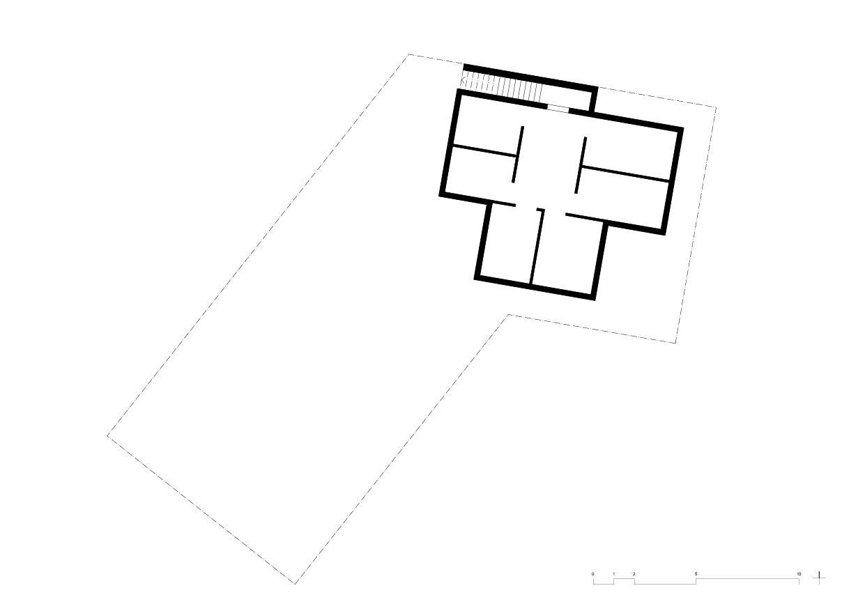 Untergeschoss Wohnhaus vis-à-vis von luna productions GmbH