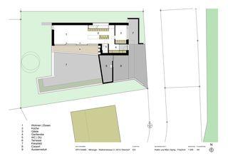 EG EFH Kama von Katrin und Marc Spirig-Friedrich Architekten