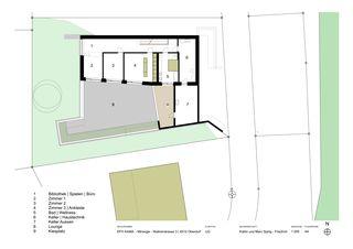 UG EFH Kama von Katrin und Marc Spirig-Friedrich Architekten