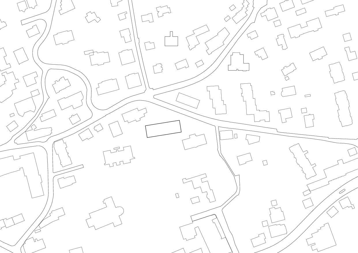 Situation Schulhaus Alp II, Wangen b. Olten von werk1 architekten und planer ag