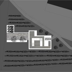 Dachaufsicht Casa Bianca von Wespi de Meuron Romeo Architekten BSA AG