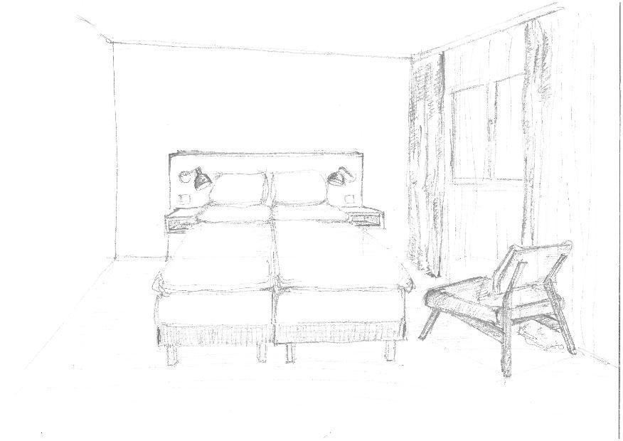 Skizze_Zimmer Umbau Business-Hotel Forum Widnau von art-m gmbh