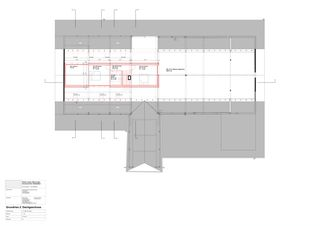 Grundriss 2. Dachgeschoss © AST_BST Einbau zweier Wohnungen in den schützenswerten Grossacherhof von Architekten Gemeinschaft Stoll Stähli