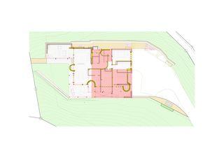 Rez-de-chausée EFH in Vitznau de Antonietty Architekten AG