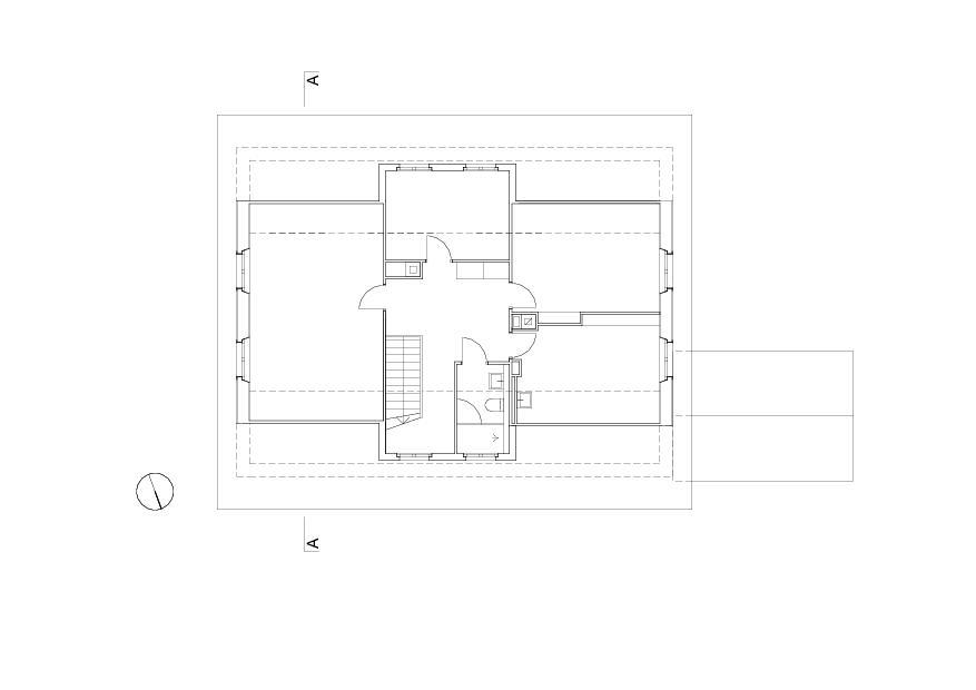 Obergeschoss Umbau Im Wygärtli, Hofstetten von architekten eth sia gmbh<br/>