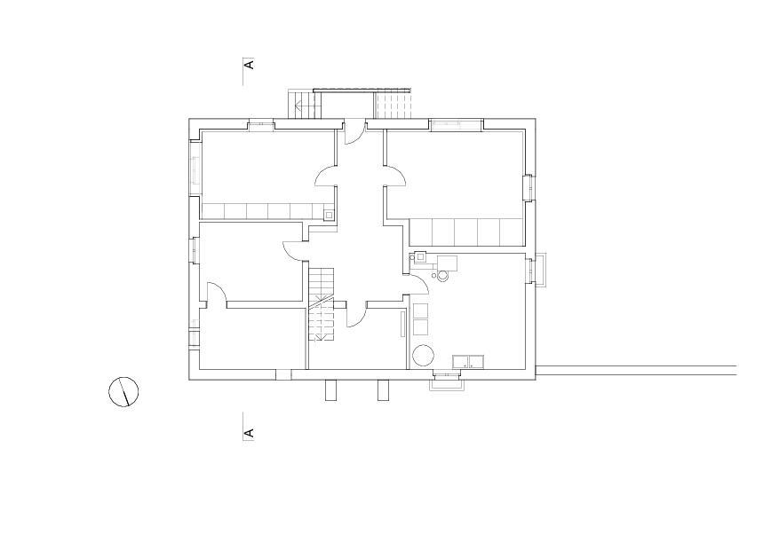 Untergeschoss Umbau Im Wygärtli, Hofstetten von architekten eth sia gmbh<br/>