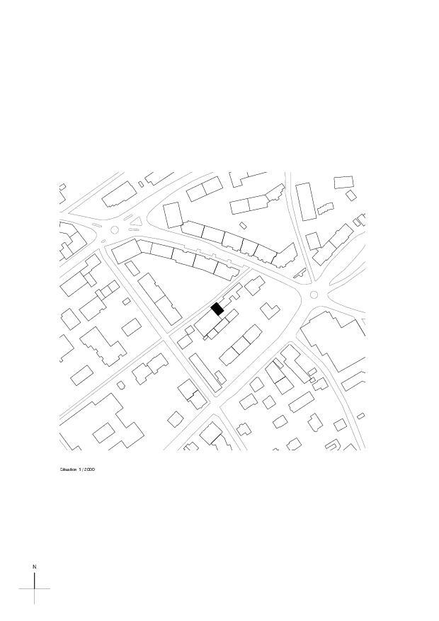 AtelierTurm, Biel/Bienne de 0815 Architekten GmbH