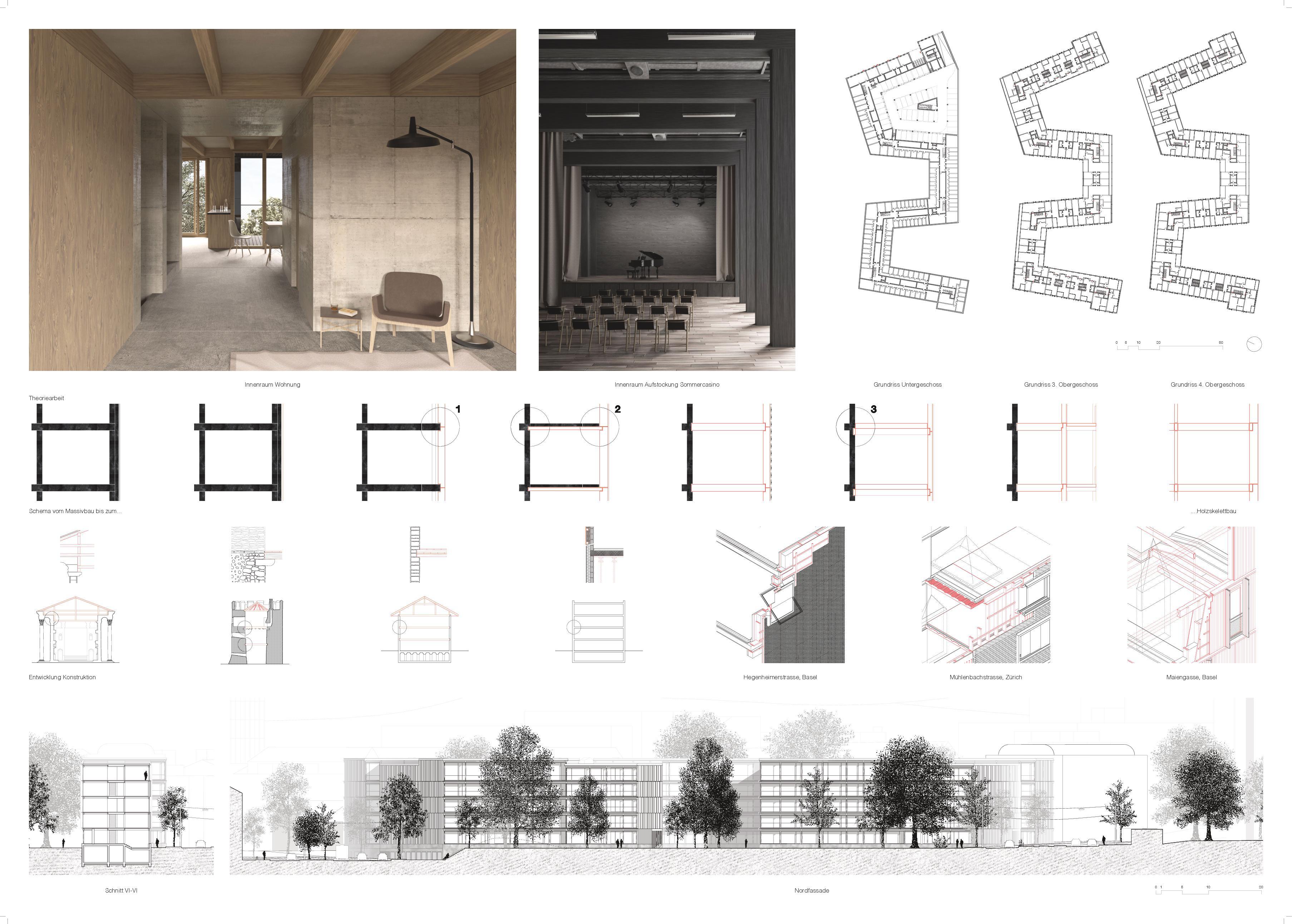 Plan 6 - Visualisierung, Konstruktion SommerKAAsino von