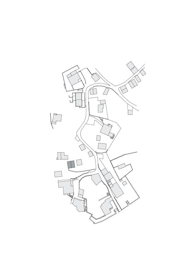 Situation Studio Cascina Garbald (scientist in residence) de Architetti SIA<br/>