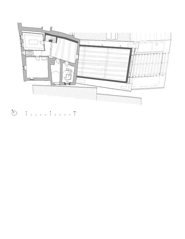 Etage 1 Von der Ruine zum Nullenergiebilanzhaus de FELIX PARTNER Architektur und Design
