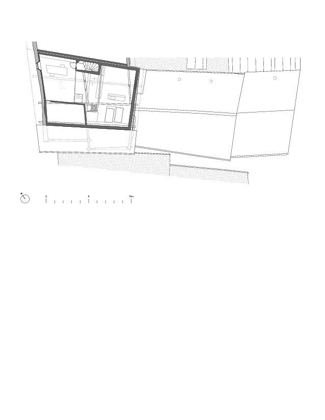 Combles Von der Ruine zum Nullenergiebilanzhaus de FELIX PARTNER Architektur und Design