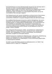 Text in englisch und deutsch townhouse one, horgen von moos giuliani herrmann architekten ag