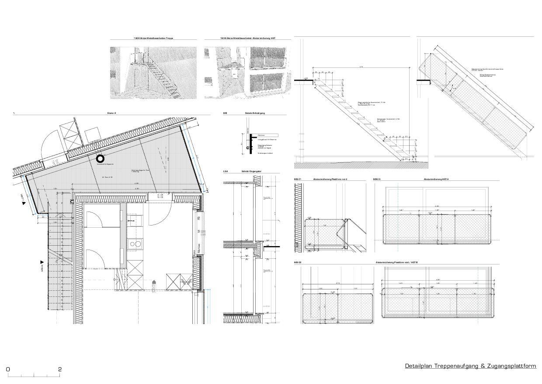 Détails Tiny Houses, Schwyz de marty architektur AG