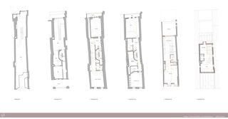 Grundrisse Umbau Altstadthaus, Burgdorf von AvS Hausdesign GmbH