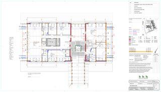 Grundriss Dachgeschoss Schlossgut von BEE Architekten AG