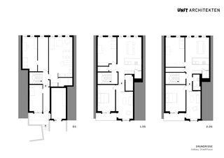 UNIT, Stadthaus Sempach Umbau Stadthaus von UNIT Architekten