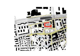 Situation Wohn- und Geschäftshaus, Schlieren von weberbrunner architekten ag