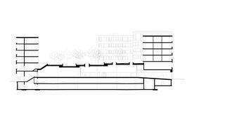Schnitt Wohn- und Geschäftshaus, Schlieren von weberbrunner architekten ag