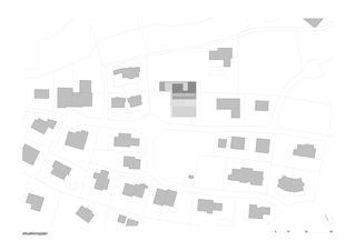 Situation Einfamilienhaus in Ottoberg von air architekten ag