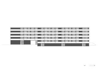 bonnard woeffray Immeuble Logement les Dailles, Monthey von Bonnard Woeffray architectes fas sia
