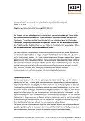 Projektbeschrieb Magdeburger Hafen, HafenCity Hamburg von Architekten ETH SIA BSA<br/>