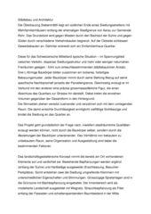 Projektbeschrieb Wohnüberbauung Siebenmättli Aarau-Rohr von Egli Rohr Partner AG Architekten BSA SIA