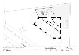 rez-de-chaussée EFH in Berneck Minergie P de 4D holzarchitektur gmbh