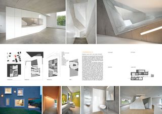 Pläne aussen vereint – innen entzweit von L3P Architekten AG