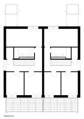 Obergeschoss Doppeleinfamilienhäuser im Passivhausstandard von Swissrenova AG