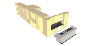 Möbel Loft Espace von RAUM404