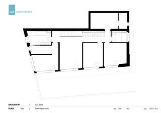 Pläne Acherli von CAS Architektur AG