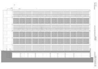 Nordwest Les Lofts de Lancy von Francis Goetschmann architecte SA